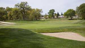 Timber Creek GC - Lakes/Oaks: #18