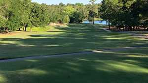 Old Hickory at Fort Jackson GC: #1