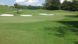 Walker GC At Clemson University: #1