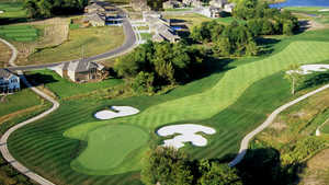 Creekmoor GC: Aerial view
