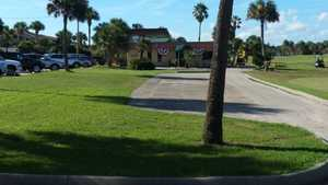 Ocean Palm GC: Clubhouse