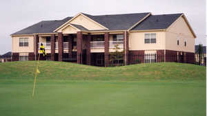 Springfield G & CC: clubhouse