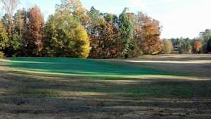 Barrington Hall GC: Fall view