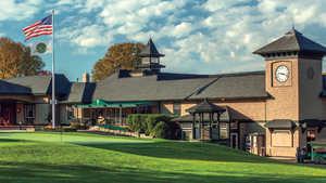 Cherry Valley Club: Practice area