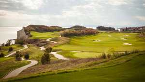 Thracian Cliffs Golf Resort & Spa: Driving range