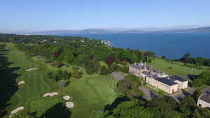 The Royal Belfast GC: Aerial