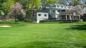 Bellevue GC: Clubhouse