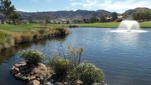 Desert Willow GC: #18