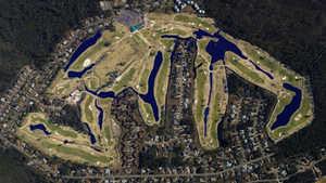 Perdido Bay Golf Club: Aerial