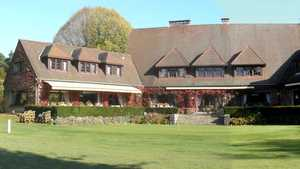 Grand-Ducal de Luxembourg GC: Clubhouse