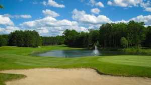 Garland Lodge - Fountains G.C.'s 2nd hole