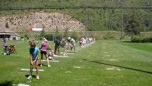 Vail GC: driving range