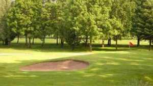 Bunker at Creigiau Golf Club