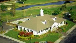 Aberdeen CC: clubhouse