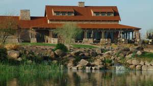 The Duke at Rancho El Dorado: clubhouse