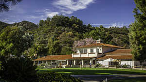 Griffith Park GC - Wilson: Clubhouse