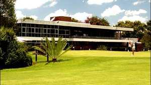 Royal Harare GC: putting green