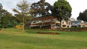Entebbe GC: Clubhouse