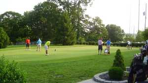 Oldham County CC: putting green
