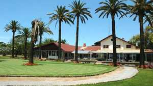 Royal G. D'Anfa Mohammedia - Mohammedia: clubhouse & putting green
