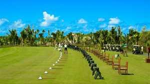 Four Seasons GC Mauritius at Anahita: driving range