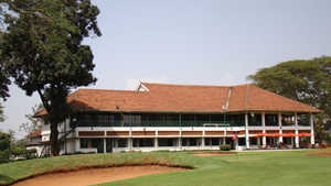 Muthaiga GC: clubhouse