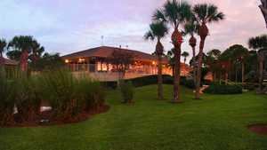 Sawgrass CC: Clubhouse