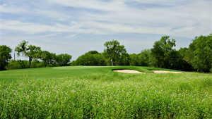 Eighteen At Riverside Municipal Golf Course In San Antonio