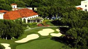 The Club at Sonterra: clubhouse