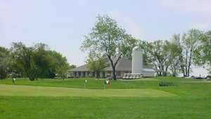 Clover Valley GC: Clubhouse