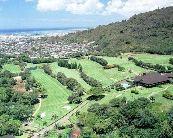 Oahu Country Club In Honolulu Hawaii Usa Golf Advisor