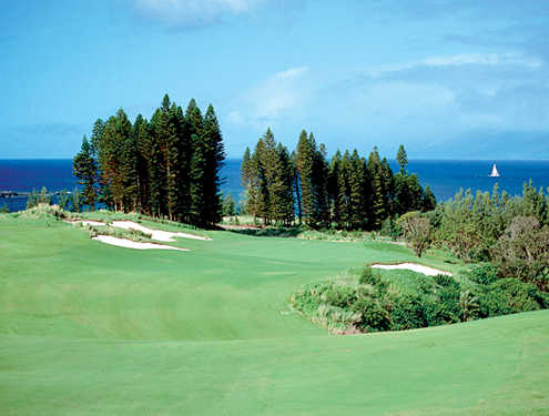 Kapalua Resort - The Plantation Course in Lahaina, Hawaii ...