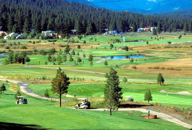 Image result for northstar california golf
