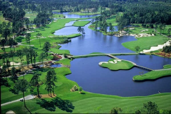 Myrtle Beach Sc Golf Course Rankings