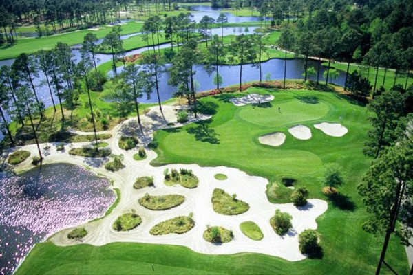 Myrtle Beach National Golf Club King S North Course In