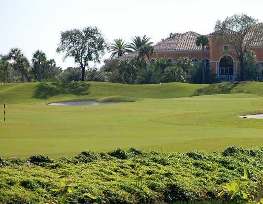Sunrise Course At Country Club At Mirasol In Palm Beach Gardens Florida Usa Golf Advisor