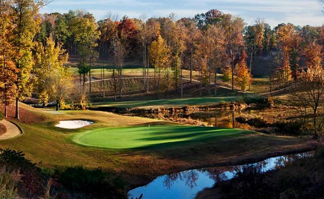 Cider Ridge Golf Club In Oxford Alabama Usa Golf Advisor