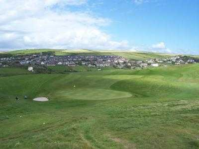 st Bees Golf Club in st Bees