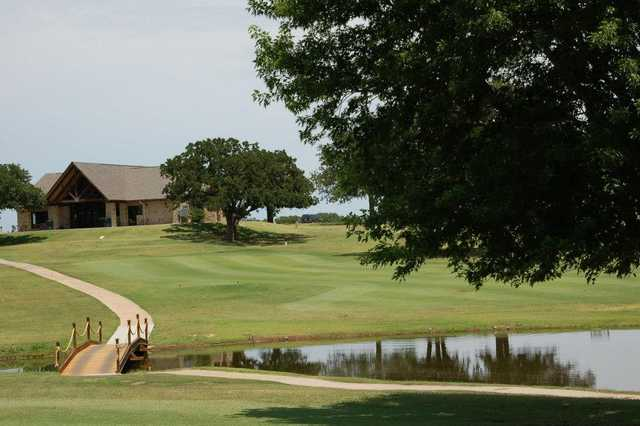Lake Murray State Park Golf Course In Ardmore, Oklahoma