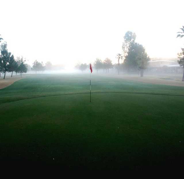 Yuma Golf And Country Club Yuma Arizona Golf Course