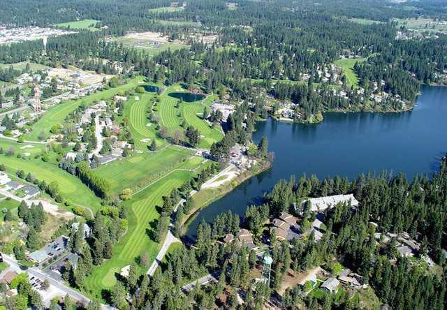Avondale Golf Tennis Club In Hayden Lake Idaho Usa
