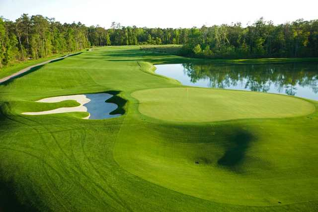Champions Driving School >> Golf Club of Houston - Tournament Course in Humble, Texas ...