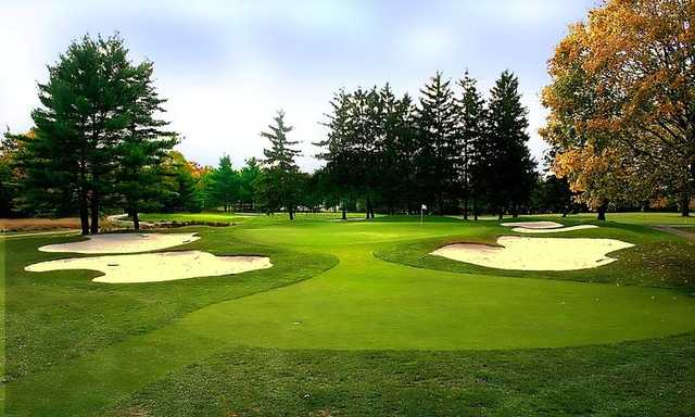 Garden City Country Club In Garden City New York Usa Golf Advisor