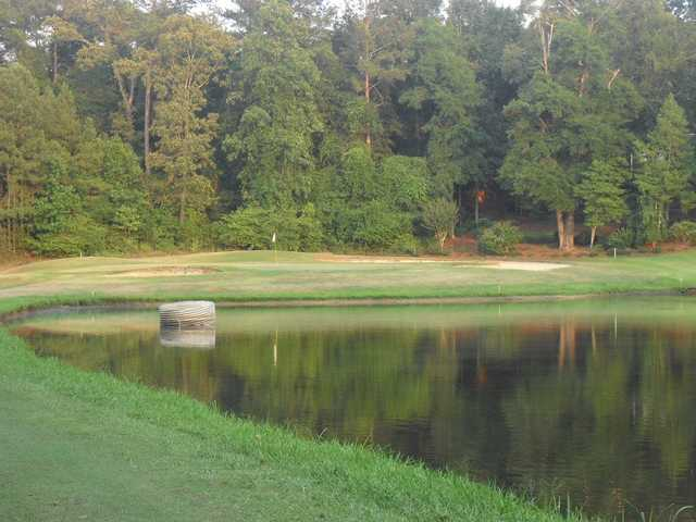 The landings golf club trestle bluff in warner robins georgia usa