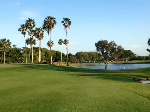 Eastpointe Country Club in Palm Beach Gardens Florida USA Golf