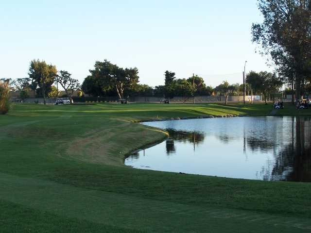 Meadowlark Golf Club Huntington Beach