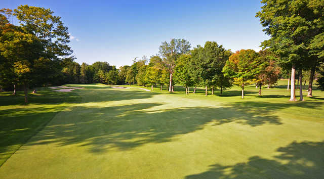 A View Of Green At Westmount Golf And Country Club