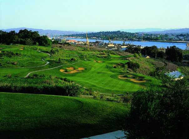 River Island Golf Course California