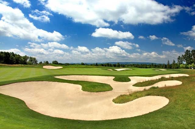 Kaluhyat Golf Club At Turning Stone In Verona New York