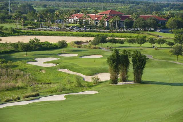 Usa Golf Shirt >> Crooked Cat at Orange County National in Winter Garden, Florida, USA   Golf Advisor